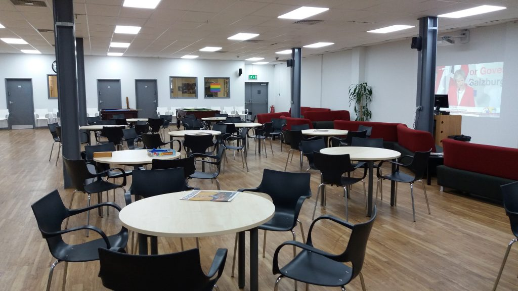 6th Form Common Room Seating
