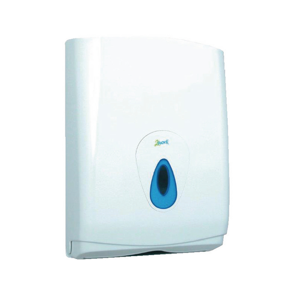 2Work Hand towel dispenser