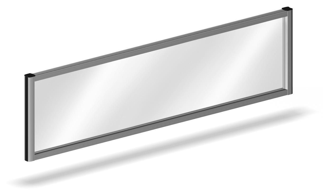 Acrylic Desk Divider