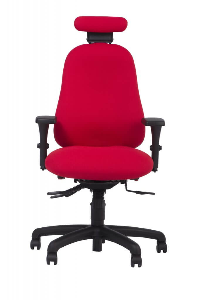 Adapt500 Ergochair with Neck Rest