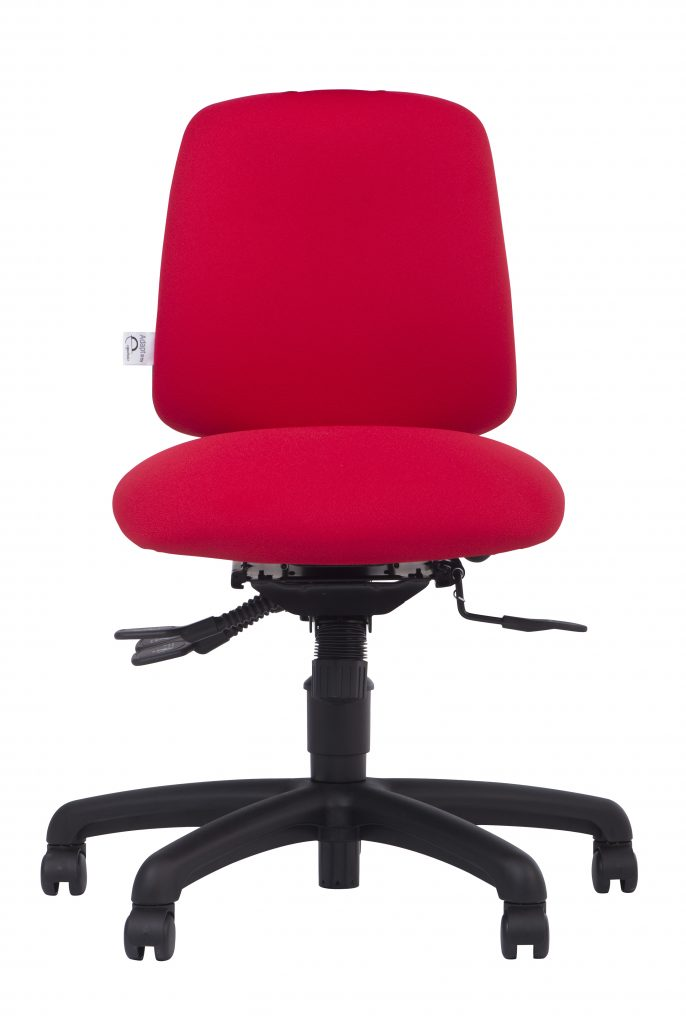 Ergochair Adapt500 Red without Headrest