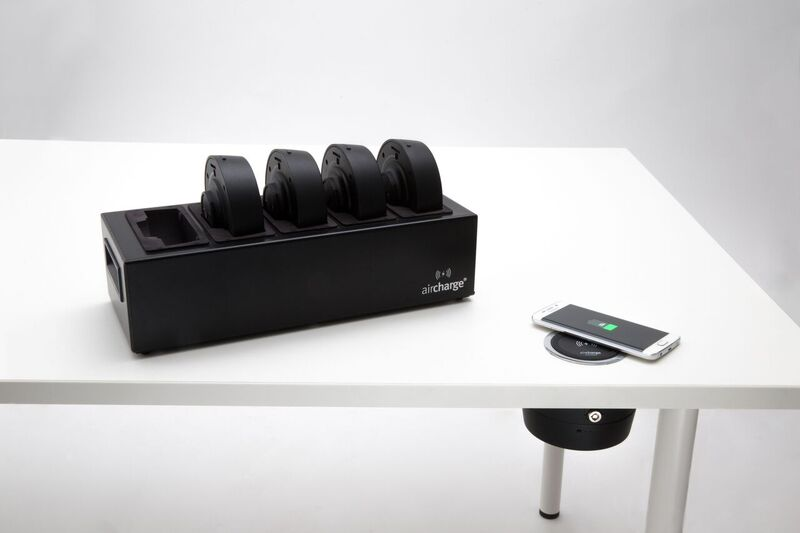 Aircharge Battery Pack and Charging Station