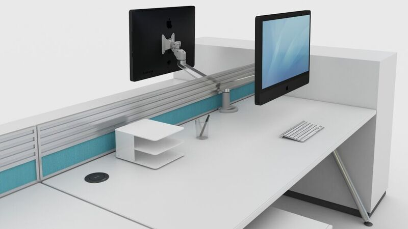 Aricharge Wireless Desk Charging Point