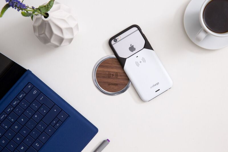Aircharge Wireless Charging iPhone Adaptor Case