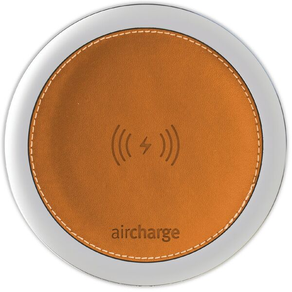 Aircharge Leather Orange