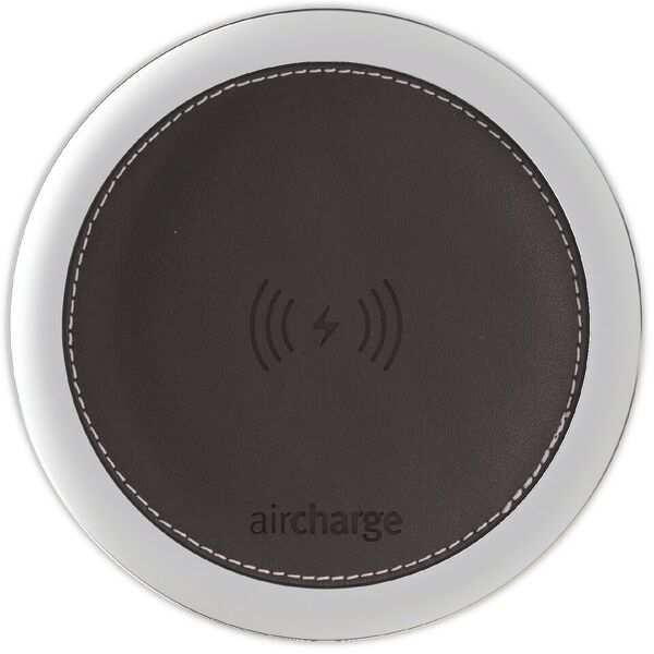 Aircharge Leather Black