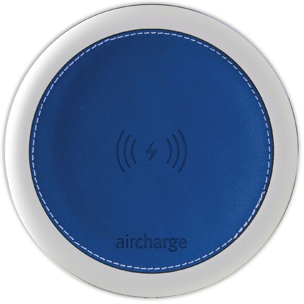 Aircharge Leather Blue