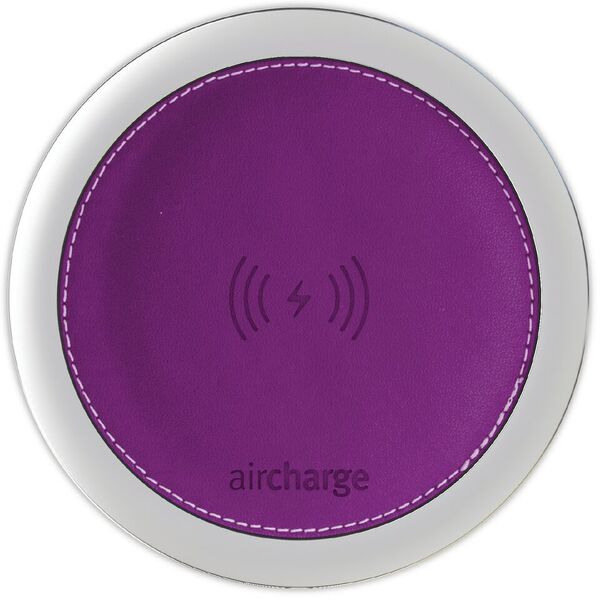 Aircharge Leather Purple