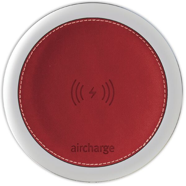 Aircharge Leather Red