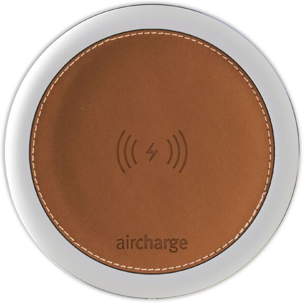 Aircharge Leather Tan