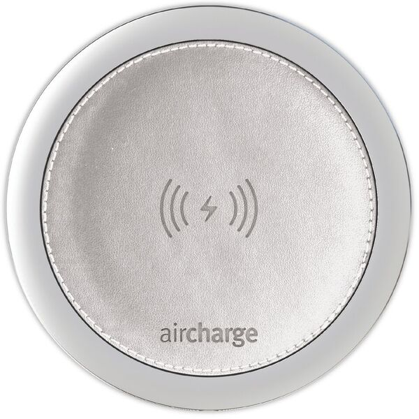 Aircharge Leather White