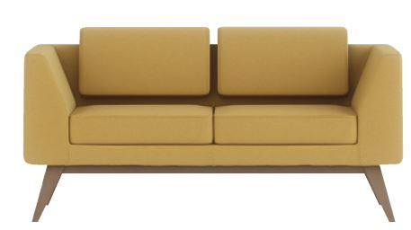 Alvier-Two-Seater-Sofa-with-Fixed-Back-Cushions