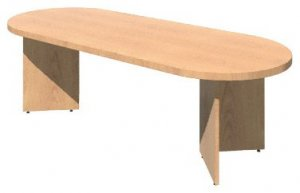Ambus-D-End-Arrowhead-Base-Meeting-Table