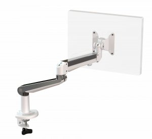 Ascend Monitor Arm White