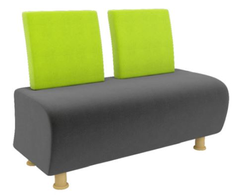 Atrium-Modular-Soft-Seaing-Double-Seater-with-Wooden-Legs