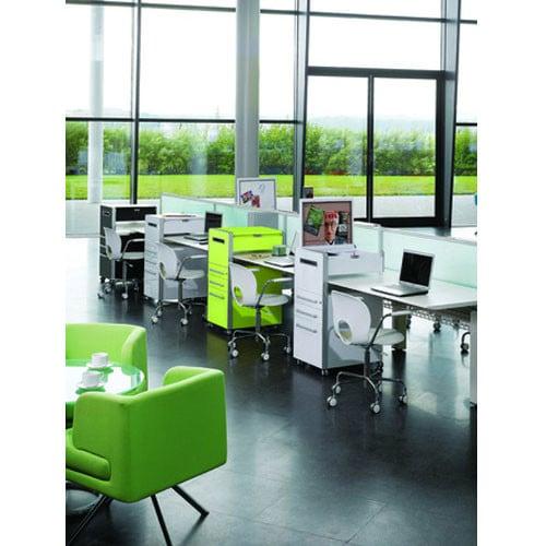 Bisley-Bite-Mobile-Storage-Pedestals-In-Office-Environment