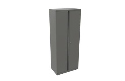 Bisley Essentials 2 Door Cupboard with 4 Internal Shelves