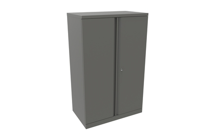 Bisley Essentials Steel Two Door Cupboard