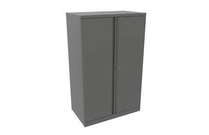 Bisley Essentials Steel Two Door Cupboard