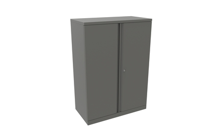 Bisley Essentials Steel storage and Filing Cupboard