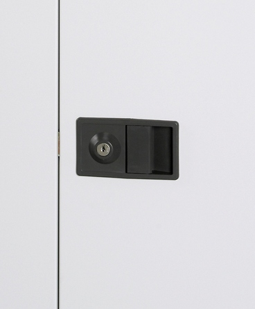 Bisley Stationery and FIling Cupboards Lock and Handle
