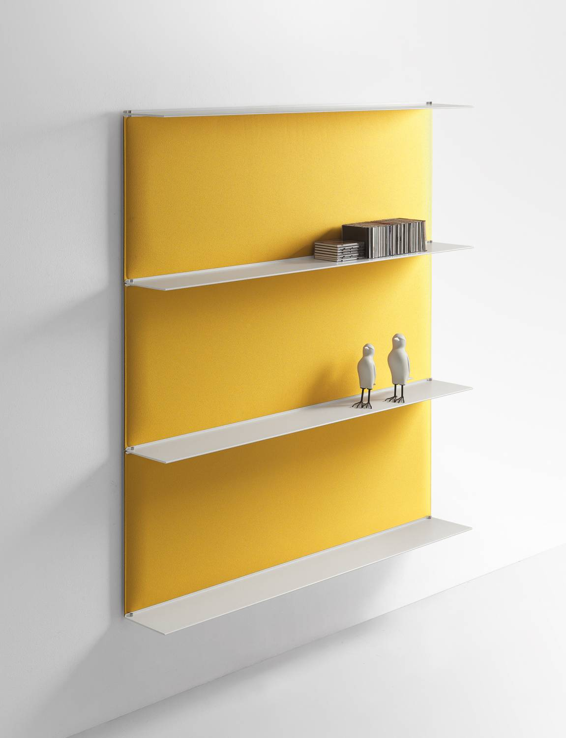 Blade-Ocee-Sound-Absorbing-Acoustic-Shelving-Yellow