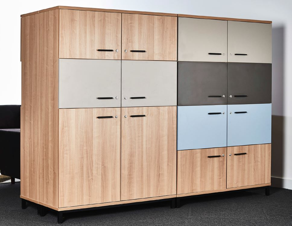 BOF MODULAR STORAGE UNIT WITH DOORS