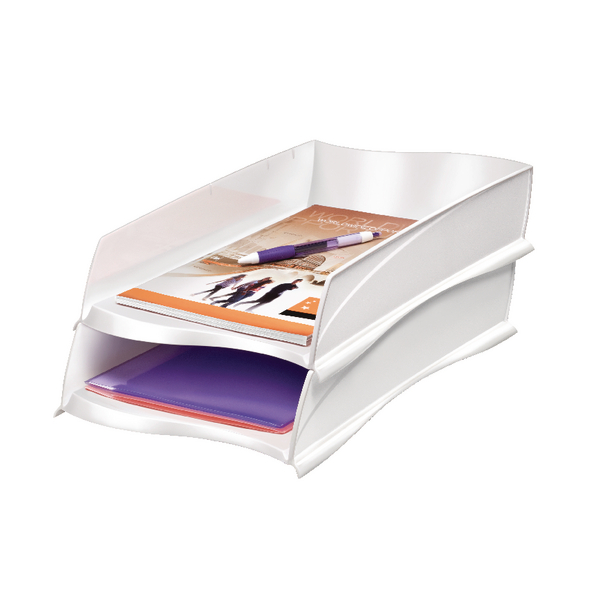 CEP00020 Extra Strong Letter Tray White