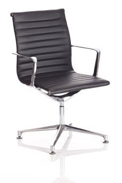 Blade Conference Chair Four Star Base Black