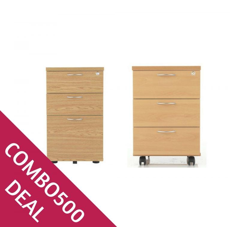 COMBO500 DEAL PEDESTAL