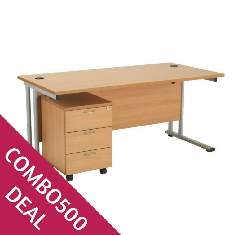 COMBO500 DEAL START DESK BUNDLE