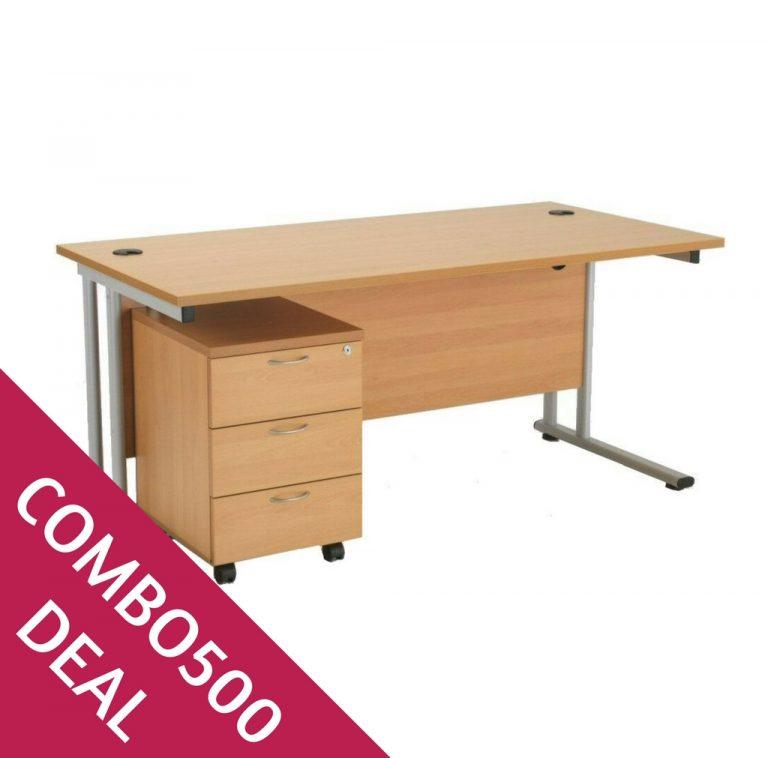COMBO500 DEAL START DESK BUNDLE