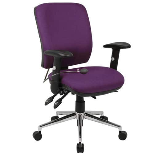 Chiro-Mid-Back-Office-Chair-with-Inflatable-Lumbar-Support-Purple