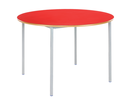 Circular Fully Welded Classroom Table