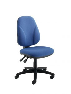 Concept Operator Chair Blue Without Arms