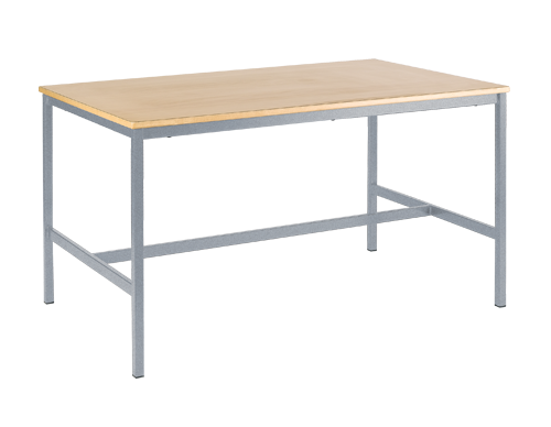 Craft and Lab Table 25mm Fully Welded Frame