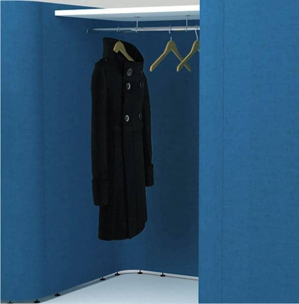 Den-Booth-Office-Work-Pod-Wardrobe-Rail