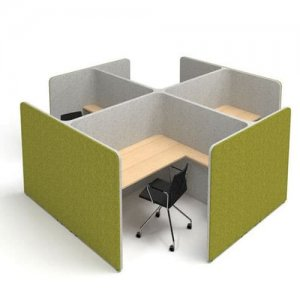 Den-Cube-Green-Grey-Acoustic-Office-Work-Pod
