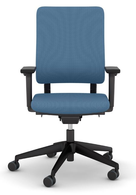 Drumback Task Chair Front View