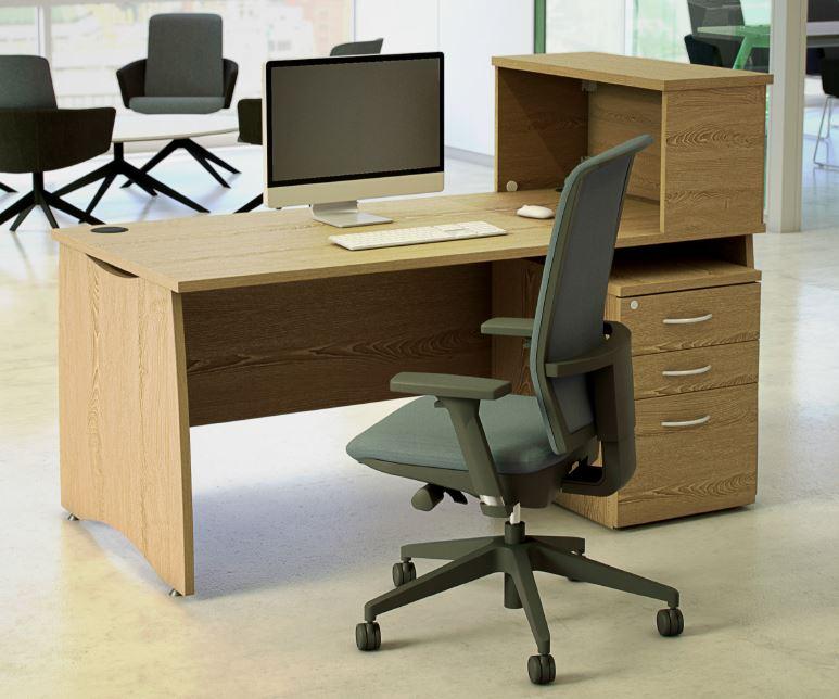 EX10-Rectangular-Desk-Optional-Overdesk-Storage