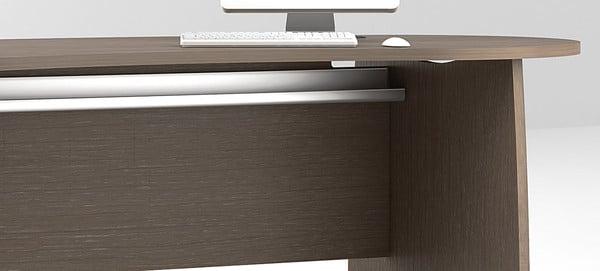 EX10-Silver-Under-Desk-Cable-Tray