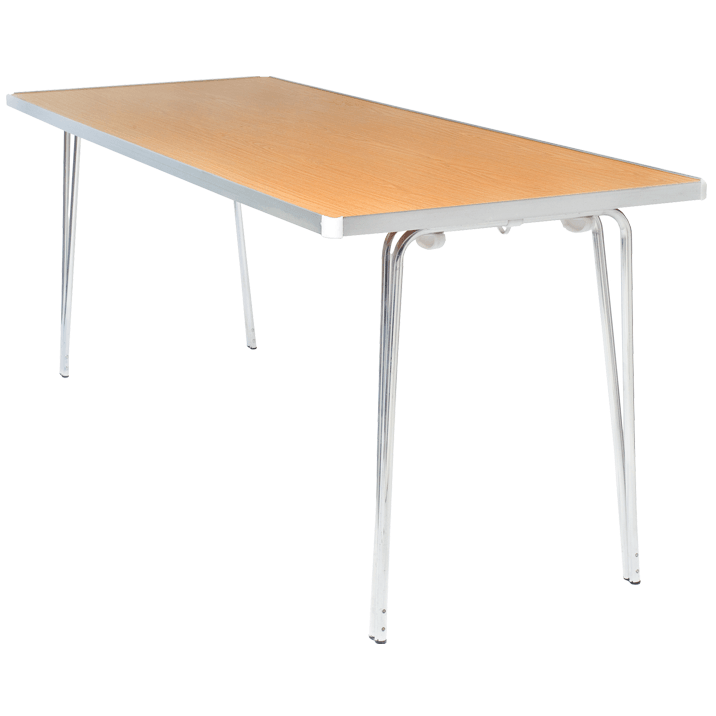 Economy-Folding-Canteen-Table-Metal-Frame