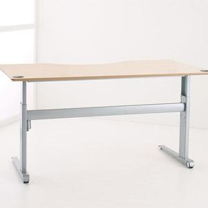Electronic Height Adjustable Desk 2