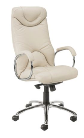 Elf-High-Back-White-Leather-Executive-Chair