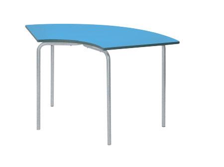 Equation Arc Modular Classroom Tables