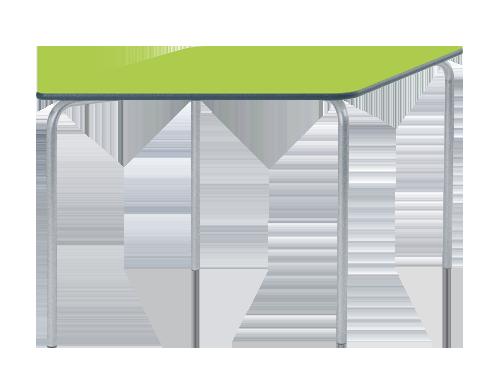 Equation Jewel Modular Classroom Table