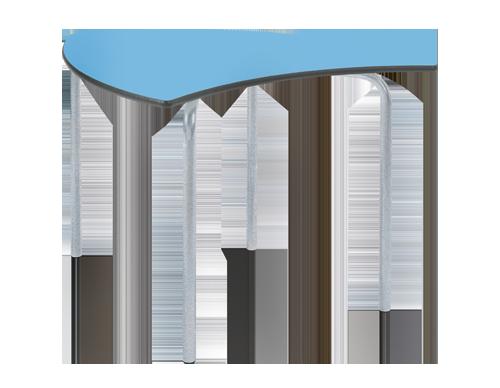 Equation Leaf Modular Classroom Tables