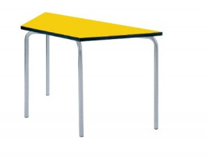 Equation Modular Classroom Tables Trapezoidal