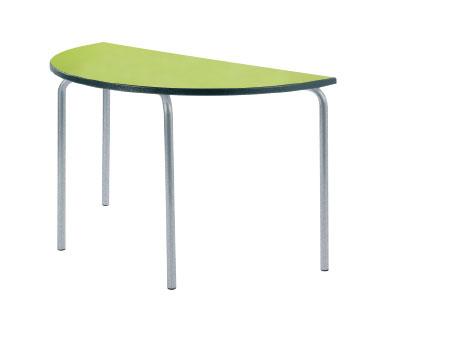 Equation Semi-Circular Modular Classroom Tables