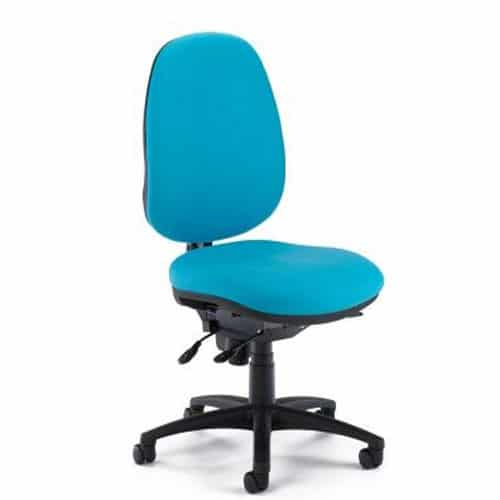 ERgonomic-Task-24-Office-Chair-Without-Arms-Blue-Upholstery